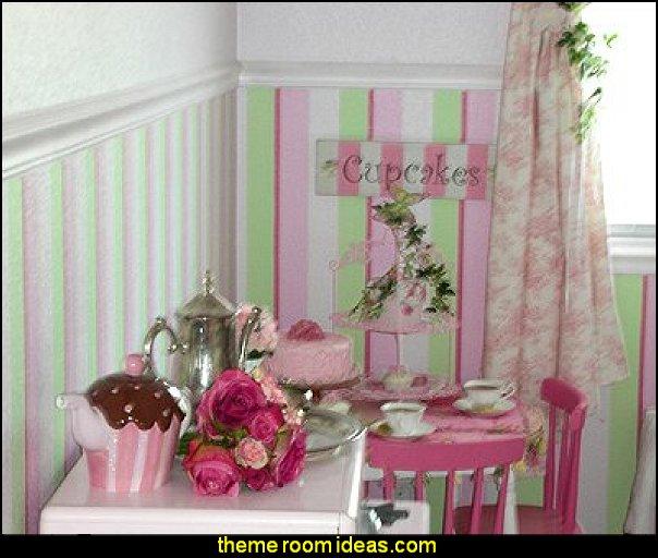 Cupcake bedroom ideas Cupcake bedroom decorating candyland bedrooms