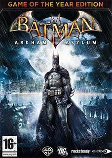 Batman Arkham Asylum GOTY Torrent (PC)