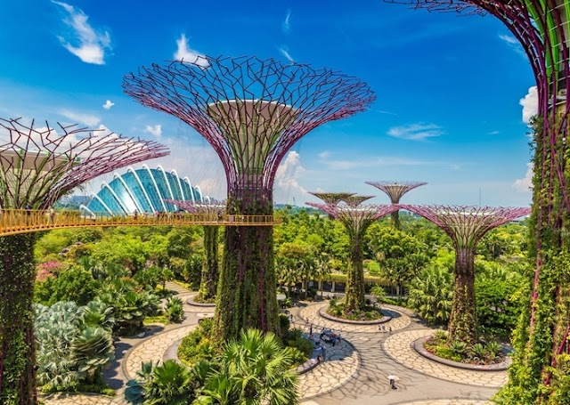 Travel Singapore with 10 free experiences