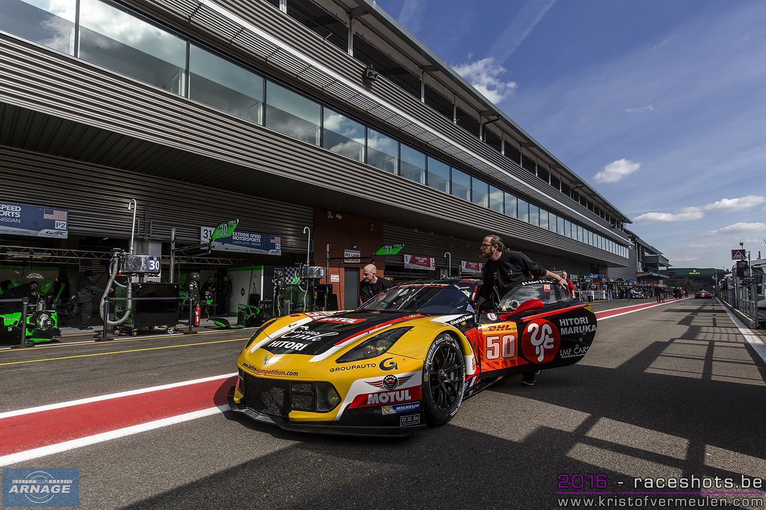 club arnage 2019 24 hours of le mans 2016 friday test day pictures and driver announcements. Black Bedroom Furniture Sets. Home Design Ideas