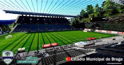 PES 2021 Stadium Municipal de Braga