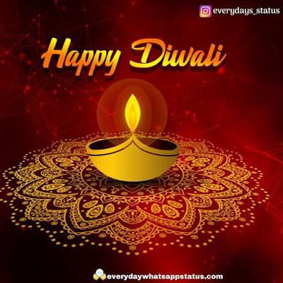diwali wishes images | Everyday Whatsapp Status | Unique 120+ Happy Diwali Wishing Images Photos