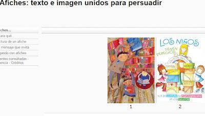 http://www.ceibal.edu.uy/UserFiles/P0001/ODEA/ORIGINAL/091112_lectura_afiches.elp/index.html