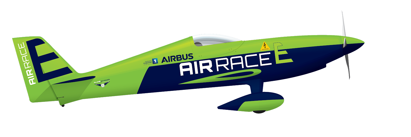Airbus Air Race E