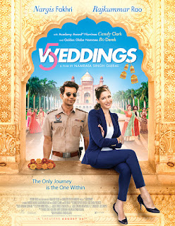 5 Weddings (2018) 720p 610MB Hindi Movie Download