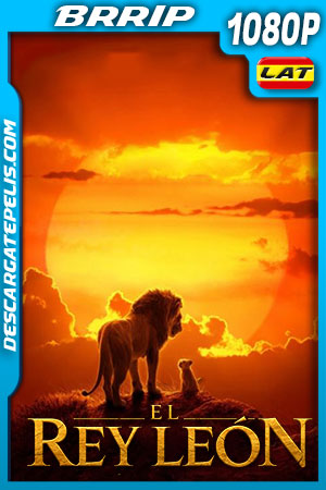El rey león (2019) HD 1080p BRRip Latino – Ingles