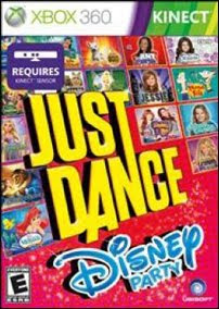 Just Dance Disney Party (X-BOX360) 2012