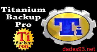 Titanium Backup Pro v7.3.0 Full Version