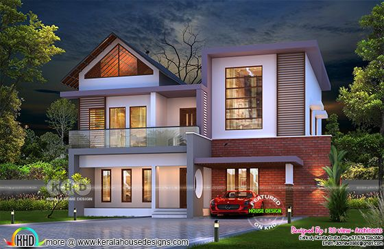 Contemporary mix 2040 square feet beautiful home