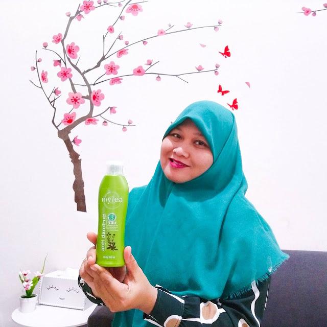 Mylea Shampoo Anti Dandruff