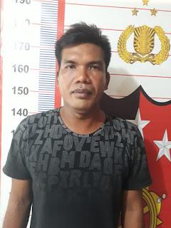 Johan Ditangkap Polisi Usai Kedapatan Bawa Sajam