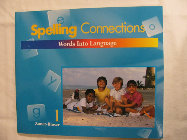 Spelling Connections : Words into Language