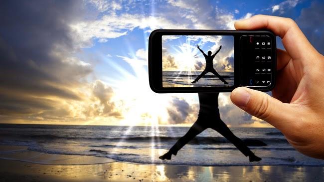 Konsep Kerja Exposure Pada Kamera Ponsel