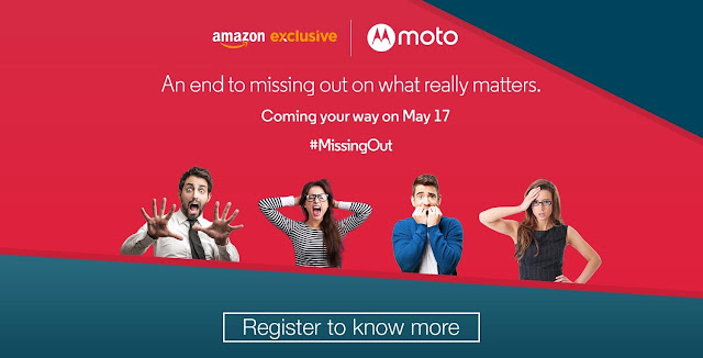 Amazon‬ Exculsive Moto 4th Gen Registration Started