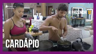 A Fazenda 12 - Peões falam sobre postura de Jakelyne no reality