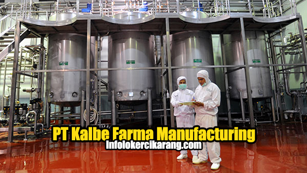 PT Kalbe Farma Manufacturing
