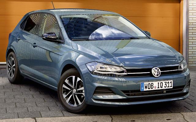Novo VW Polo 2020 IQ Drive