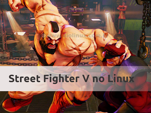 Street Fighter Nativo do Linux