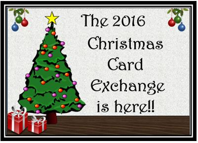 Empowered By THEM: 2016 Christmas Card Exchange