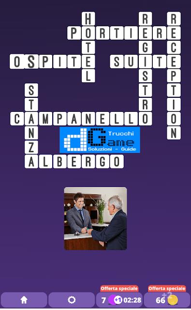 Soluzioni One Clue Crossword livello 18 schemi 7 (Cruciverba illustrato)  | Parole e foto