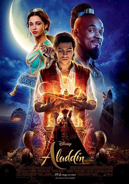 Aladdin  Dual Audio 1080p BluRay ESubs Download
