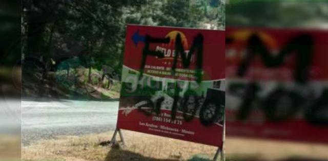 Andaban bien recios los de El CJNG, La Familia Michoacana comienza a marcar territorio en Cd, Hidalgo Michoacán