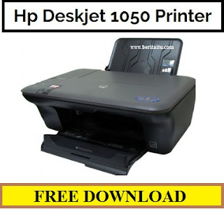 HP Deskjet 1050 All-in-one driver printer, free download for Windows / Mac Os / Linux