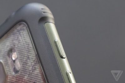 Samsung Galaxy S7 Active voi nhung hinh anh thu vi