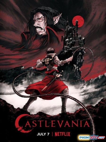 LÂU ĐÀI MA CÀ RỒNG (PHẦN 1) - Castlevania (Season 1) (2017)