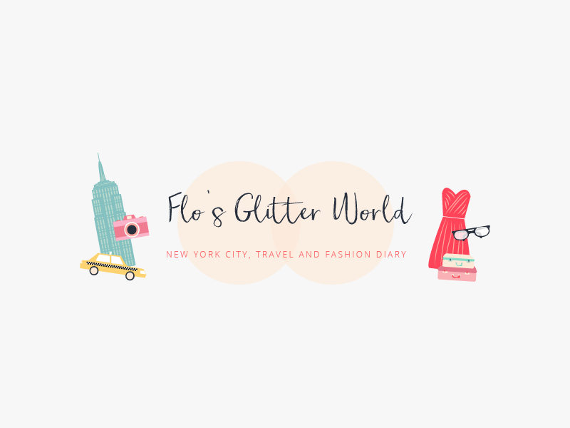 Logo : Flo's Glitter World