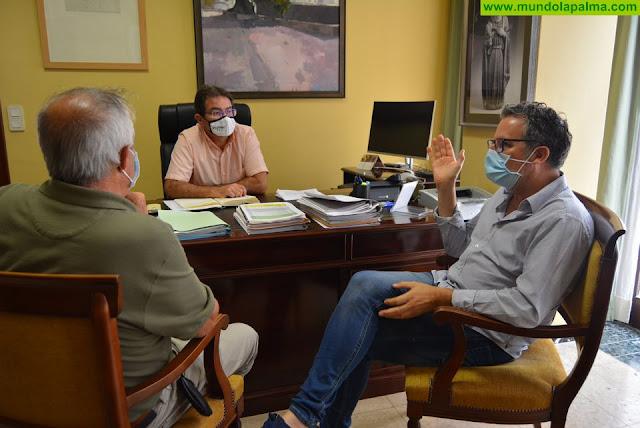 El Cabildo apuesta por la unidad de los productores de aguacate en Canarias