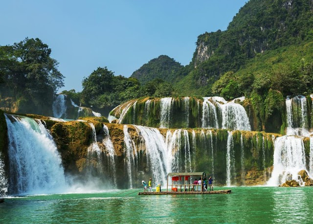 3 picturesque check-in points in Cao Bang