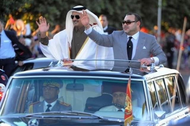 قطر تعيد علاقة المغرب والخليج إلى منطقة التوتر