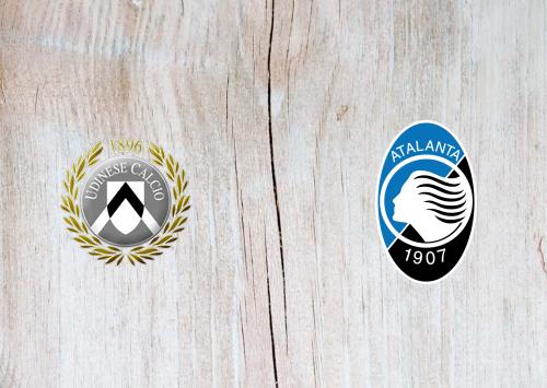 Udinese vs Atalanta -Highlights 20 January 2021