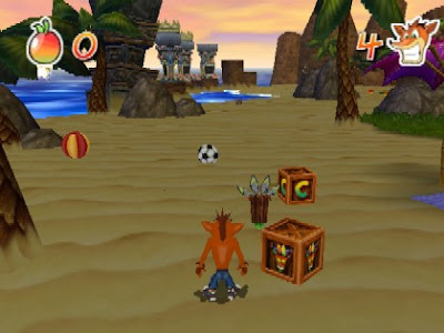Crash Twinsanity (PS2) 2004