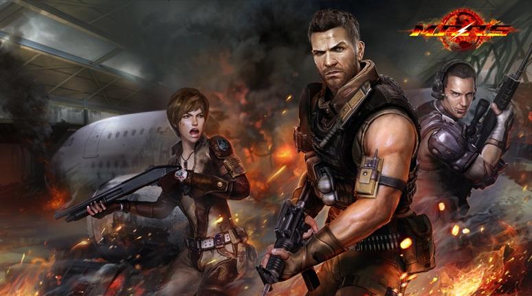 Game Mars Screenshot