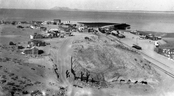 Entrada A Puerto Peñasco 1942