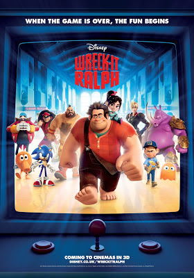 Wreck It Ralph Poster