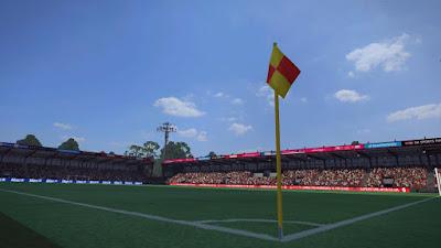 PES 2017 Vitality Stadium by PES Mod Goip