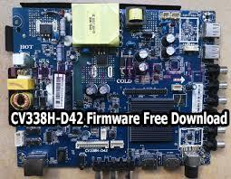 CV338H-D42 Firmware Free Download