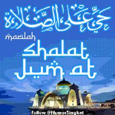 pantun hari jum at sebagai ucapan islami