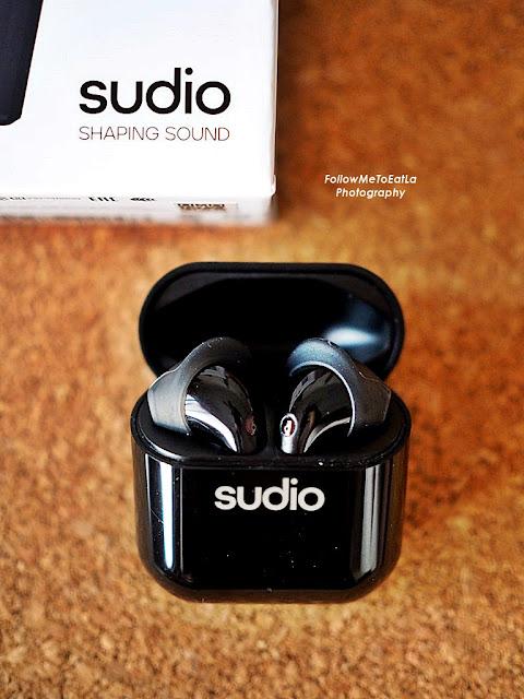 Sudio NIO earphones