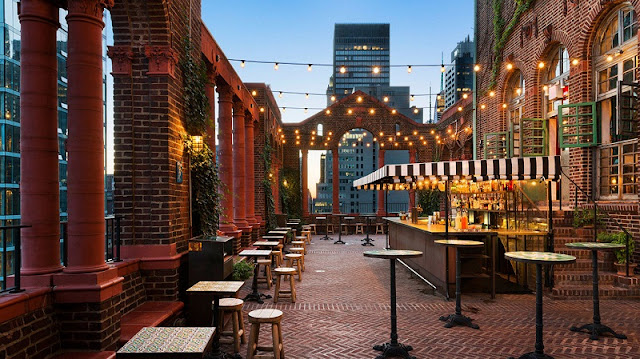 Bar Pod 39 Rooftop