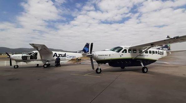 Vôos Regionais ganham reforço das Aéreas no Brasil