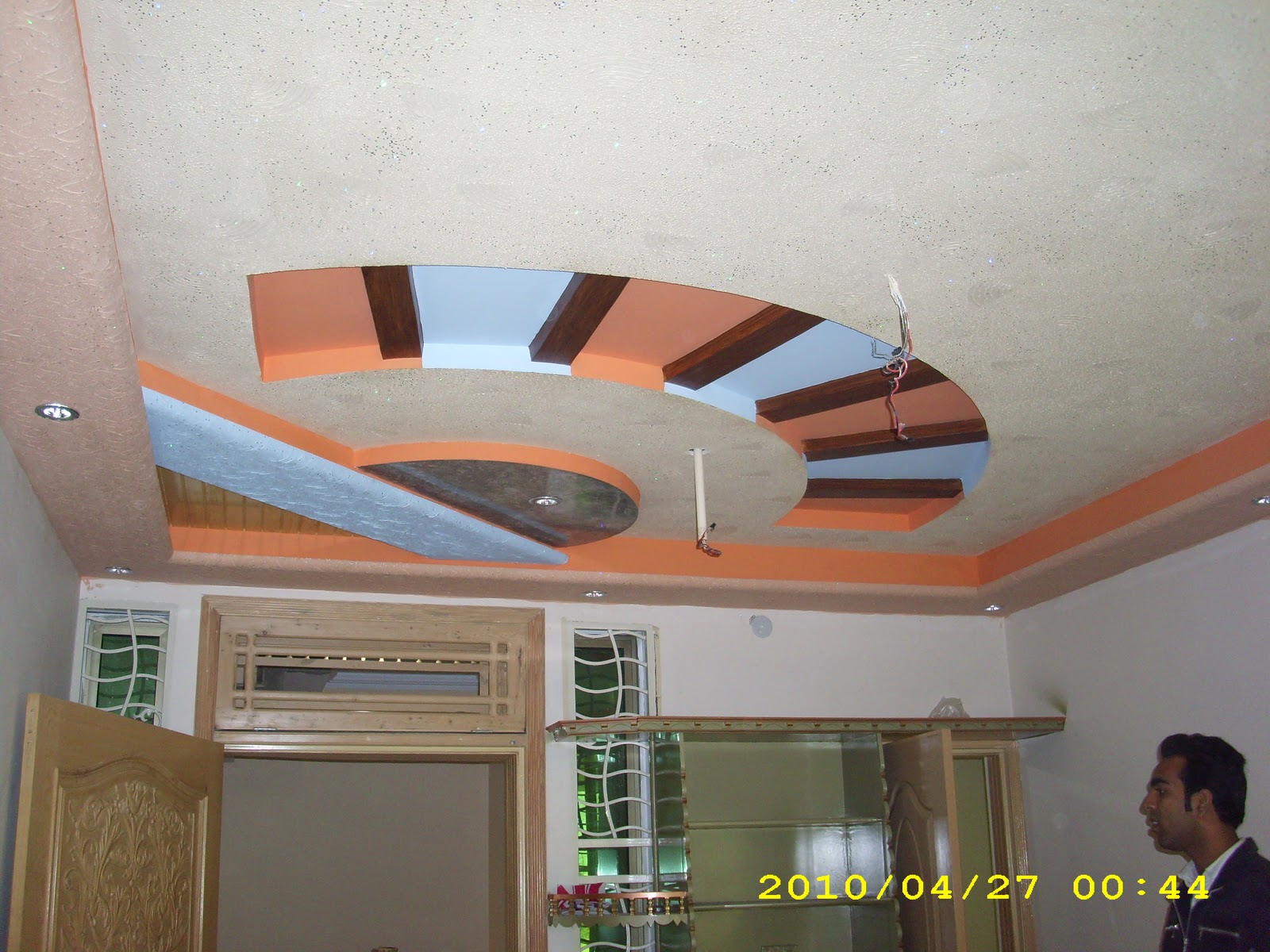 Arslan Paints Okara Paint Design On Roof