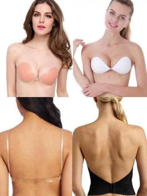 bb82af992e How to Make a Backless Bra