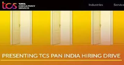 Tata Consultancy Service (TCS) Recruitment 2021