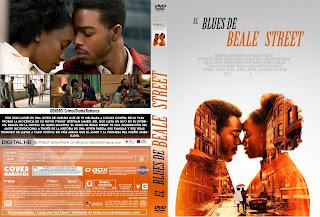 CARATULA EL BLUES DE BEALE STREET 2018[COVER DVD]