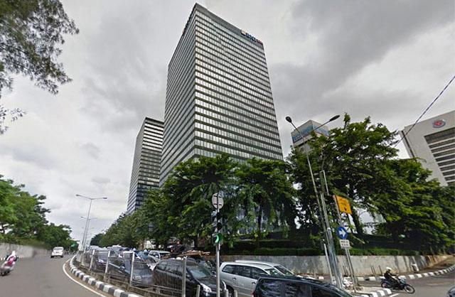 landmark tower, gedung perkantoran, sewa kantor setiabudi