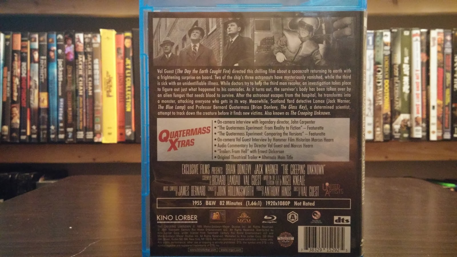 The Big Movie House: One Blu (ray) to Rule Them All: The Quatermass